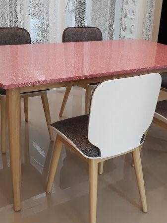 Top Table Resin Terrazzo