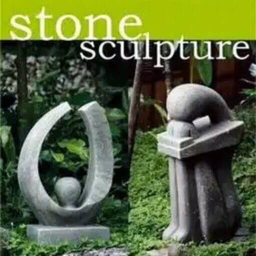 Stone Modern Statue for sale
