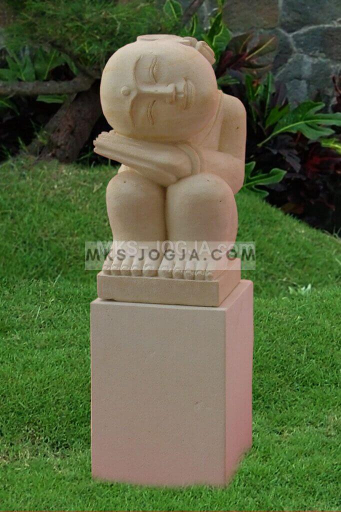 stone modern statue